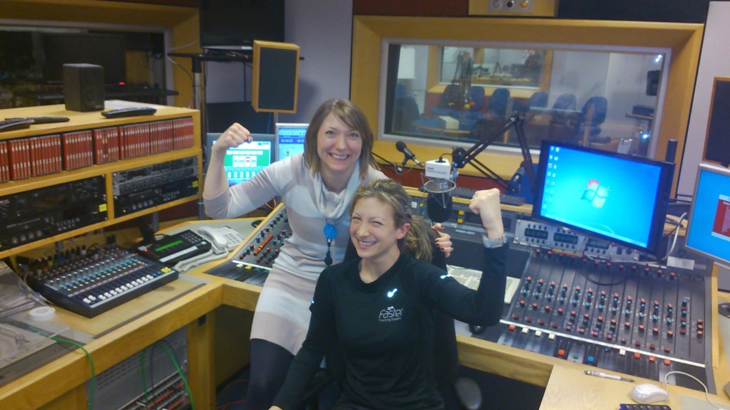 Southampton Personal Trainer Gen Levrant with Katie Martin