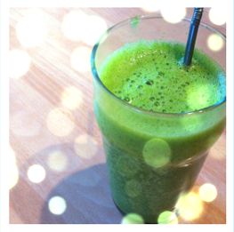 Green Smoothie: Southampton Personal Trainer Gen Preece Boot Camp