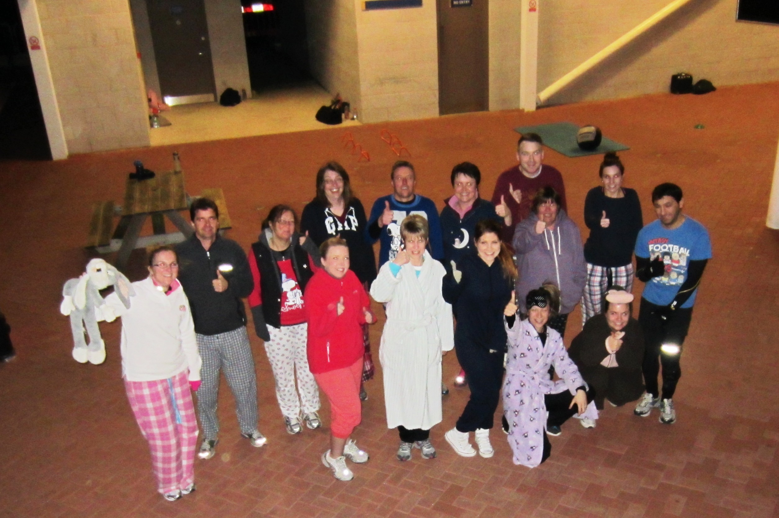Party in your PJ's for Comic Relief!