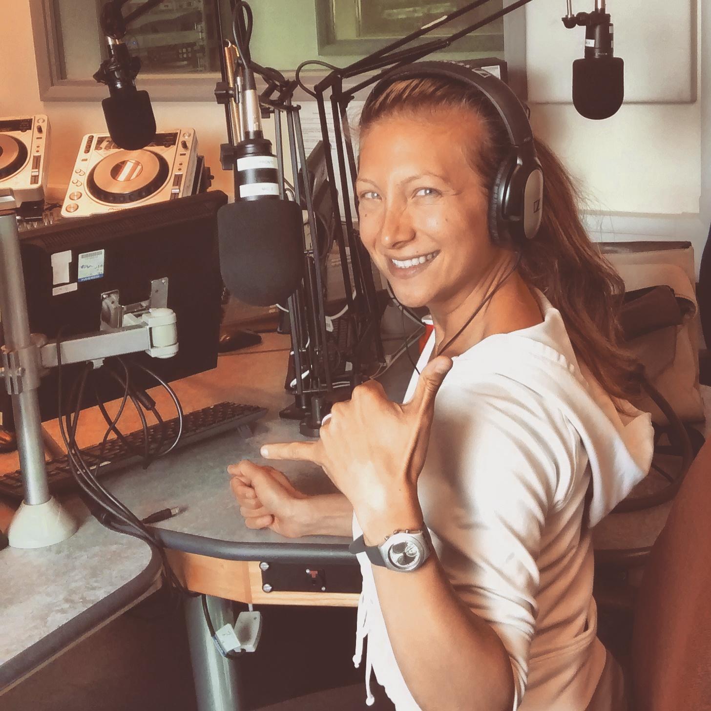 Back on Express FM talking Summer Fitness!