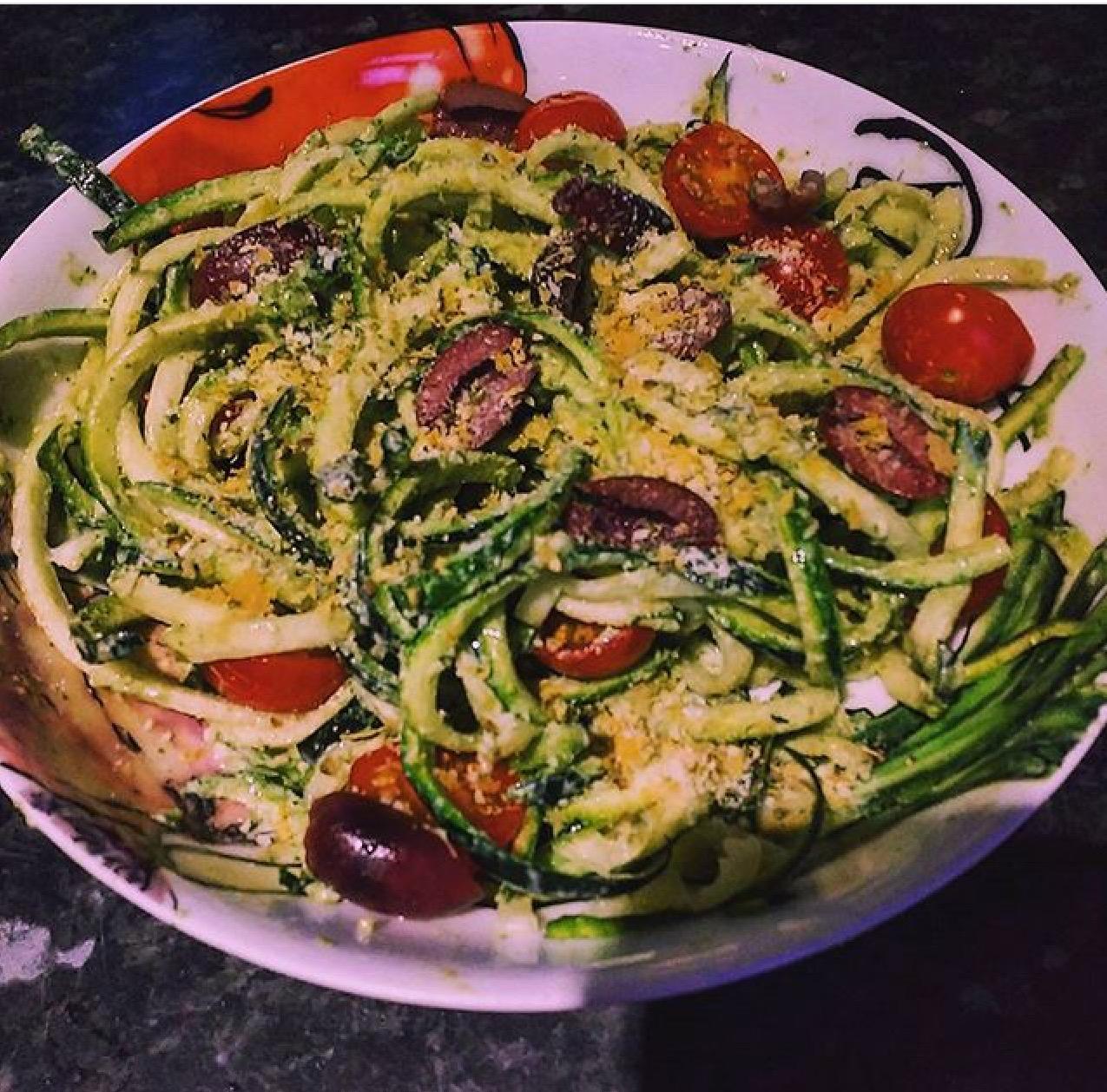 Summer Pasta & Pesto Recipe