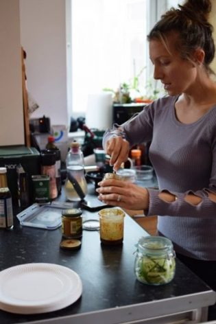 Nourish Autumn/Winter Workshop: over to you!