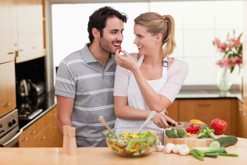 How to keep the peace at home when improving your diet