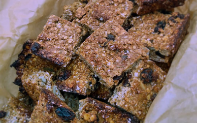 New Recipe: Flapjacks v2:0