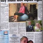 Daily Echo October 2012