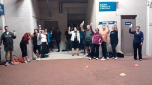 The friendliest Boot Camp in Southampton - ours! PT Gen Levrant