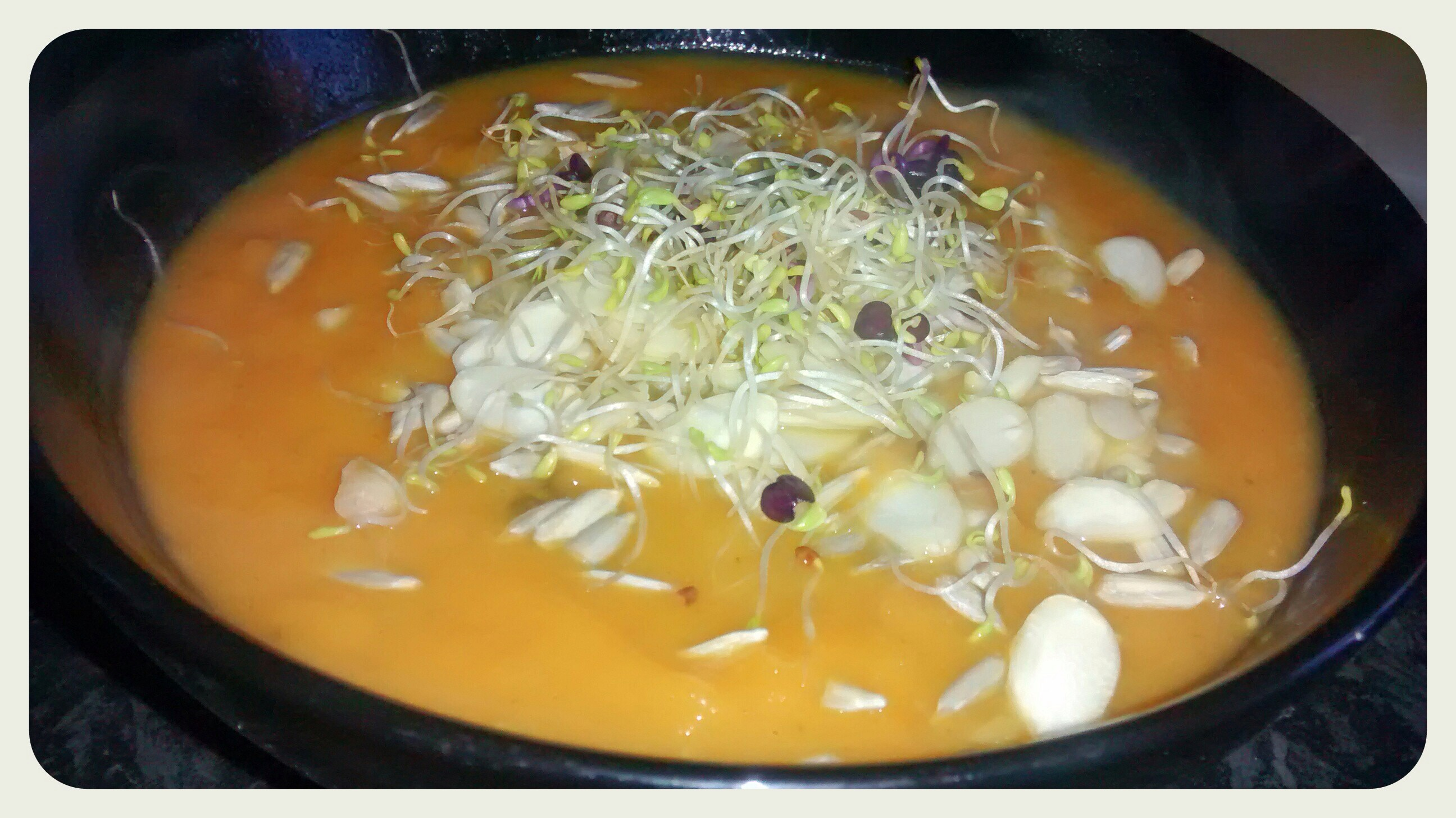 Gluten and Dairy Free Squash Soup