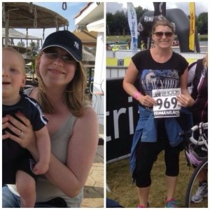 Kelly's healthy weight loss: Southampton personal trainer Gen Levrant