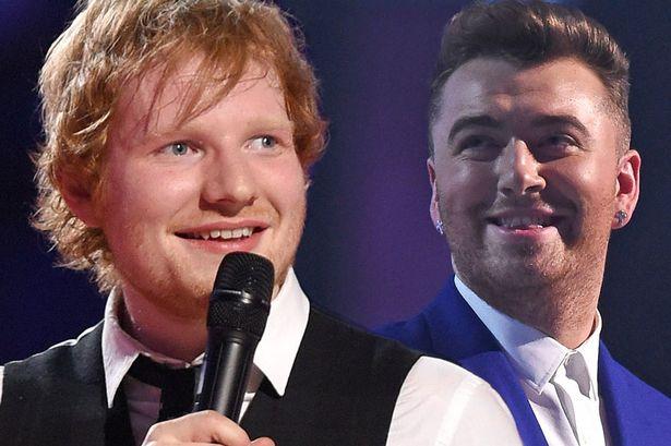 The Ed Sheeran vs Sam Smith Weight Loss Challenge