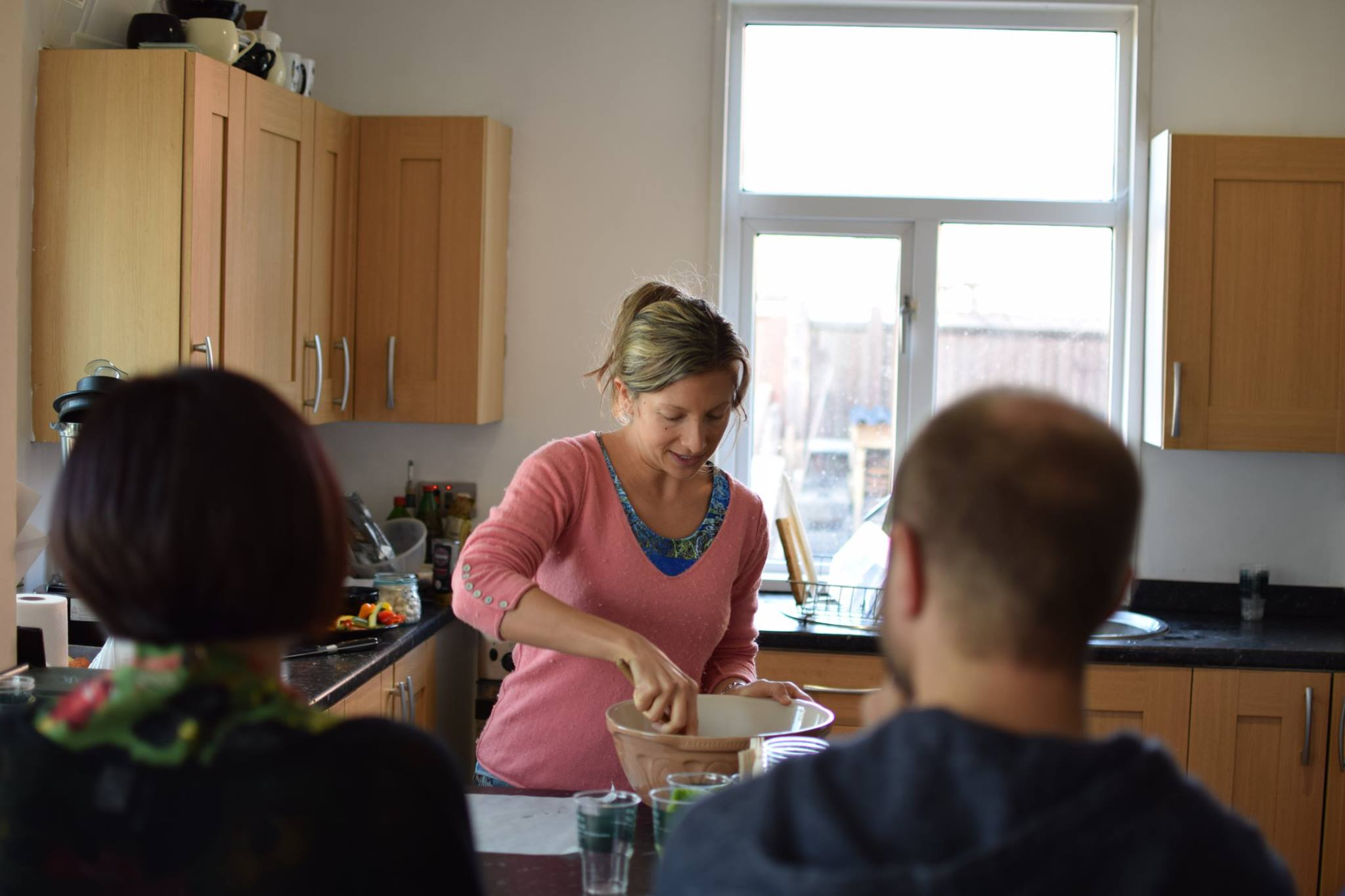 Nourish at Home: Southampton Personal Trainer Gen Preece