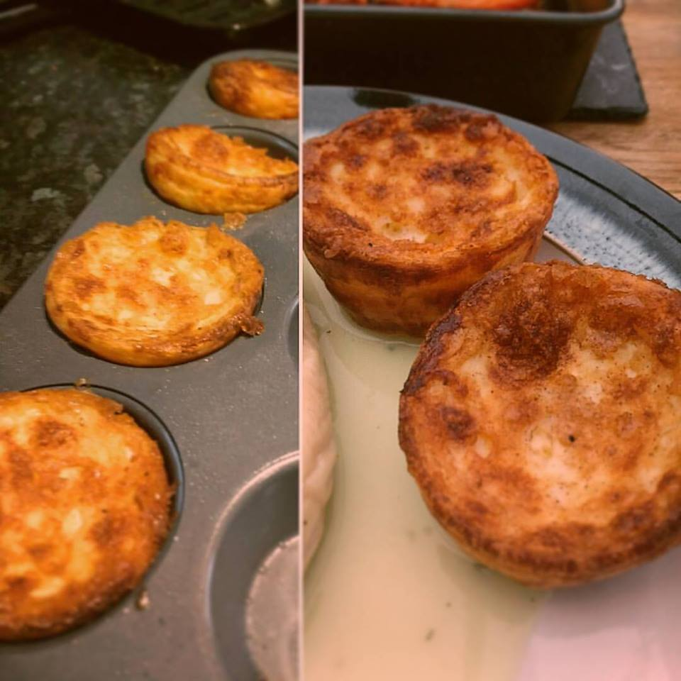 Gluten-Free Yorkshire Puddings Recipe