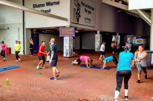 Southampton personal trainer gen preece Boot camp