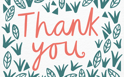 A Thank You to the Southampton General Staff