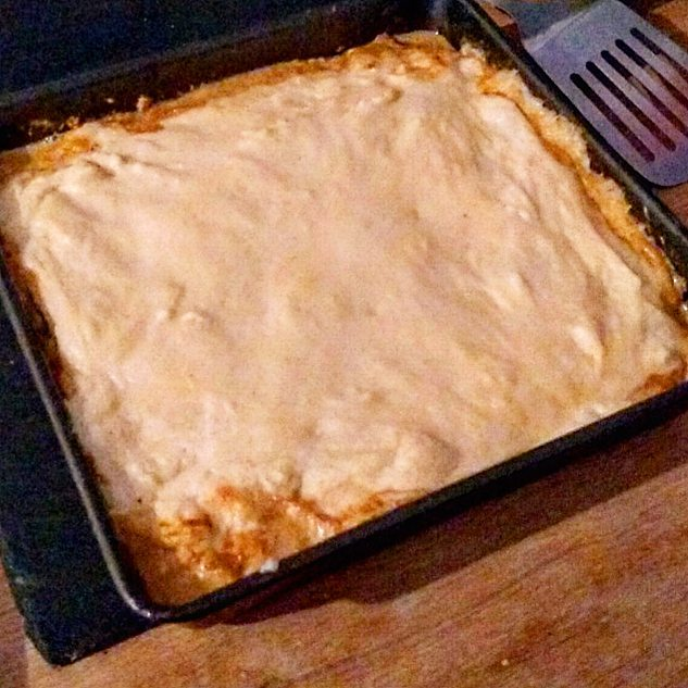 Vegan Lasagna with Cashew Cheese version2:0