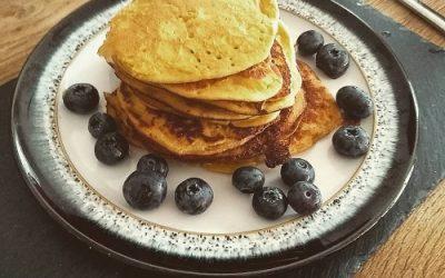 Life-changing Flourless Pancake Recipe