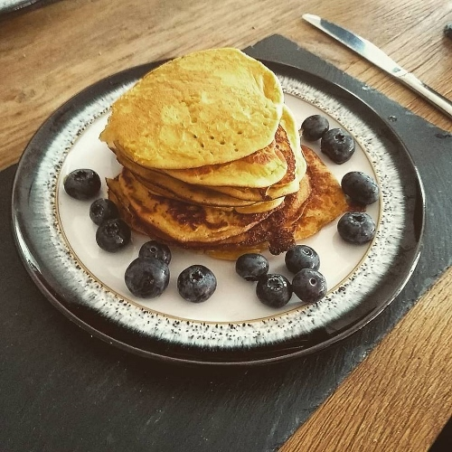 Life-changing Flourless Pancake Recipe