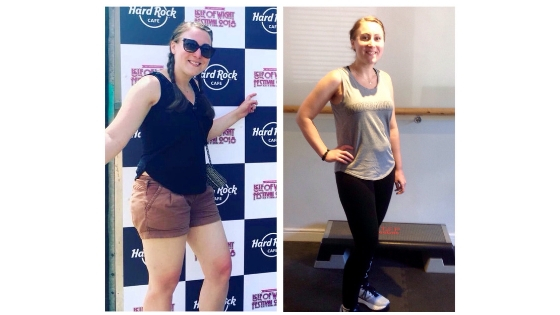 How Katie Transformed Her Life!