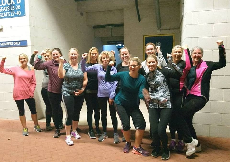 How our Bootcampers are Avoiding the Christmas Weight Gain: and you can too